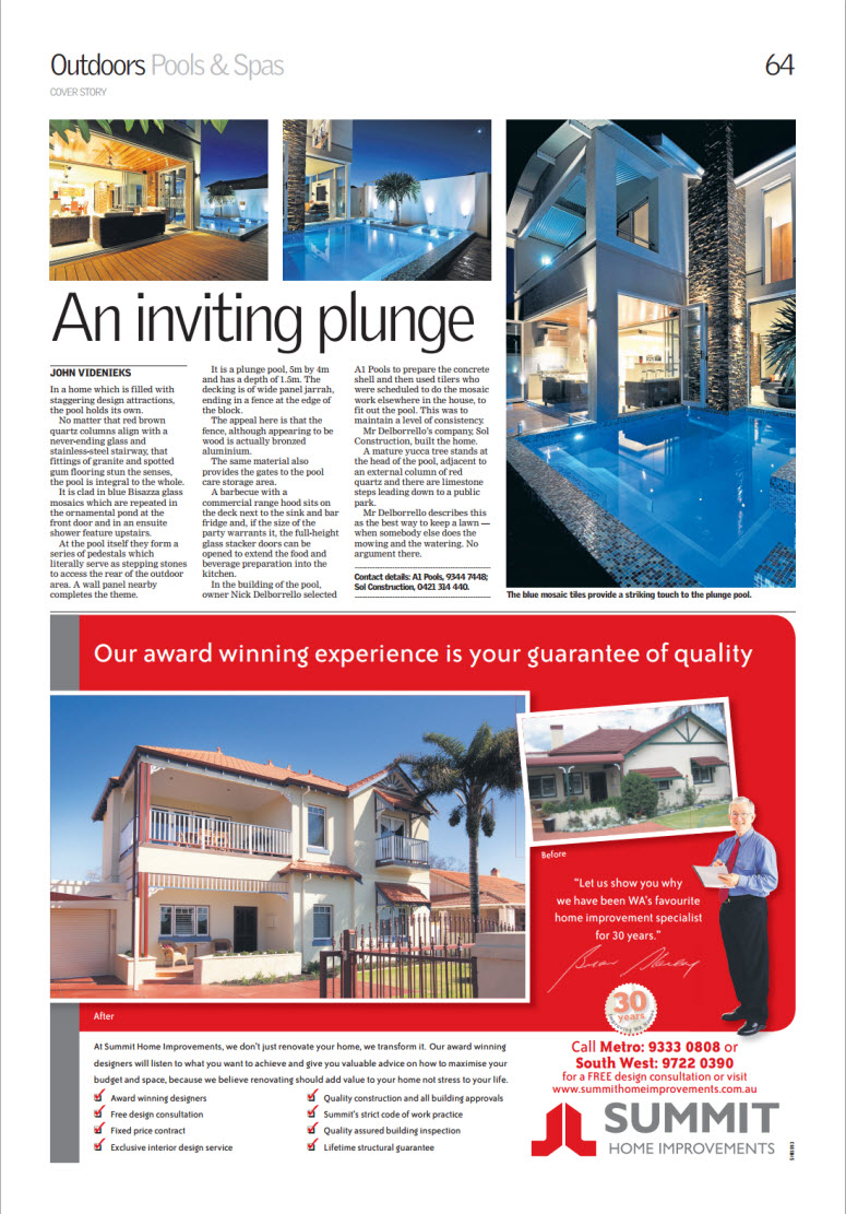The West, 5 March 2011, p64