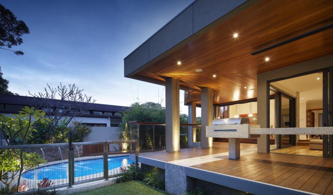 two storey luxury home in Floreat.